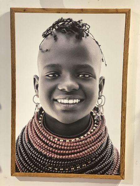 David Ballam - KANA 26 - Turkana Girl IV, Lake Turkana, Kenya.