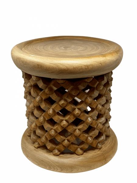 Bamileke Stool \ Table - S - 38cm