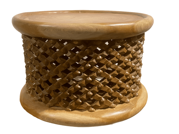 Bamileke Table - 66cm - Natural