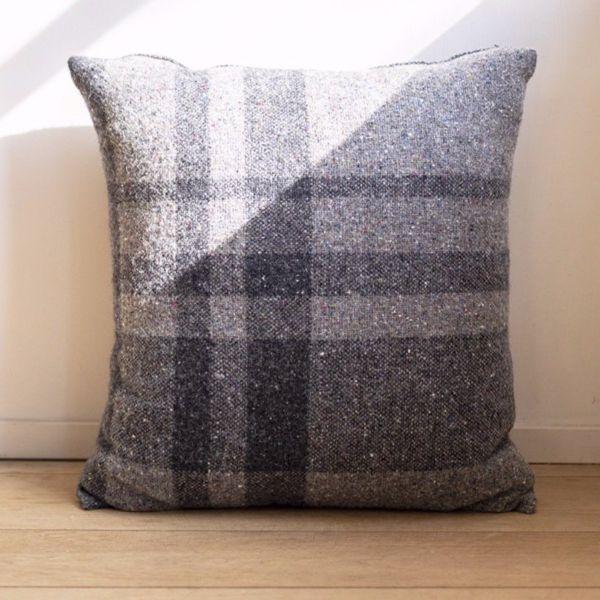 IRISH TWEED CUSHION - BY FORESTRY WOOL cushion FORESTRY WOOL