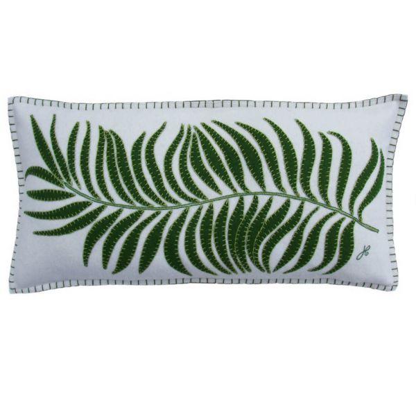 Jan Constantine Tropical Long Palm Cushion