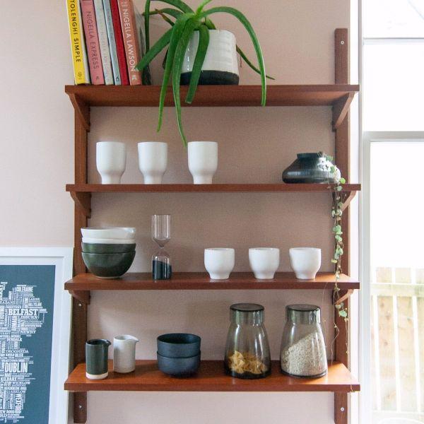 Kitchen shelves shelves I am Nomad