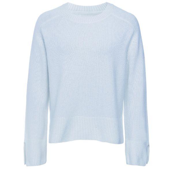 Cashmere Sweatshirt in Whisper