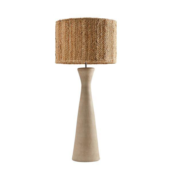 MAEVA lamp and its lampshade