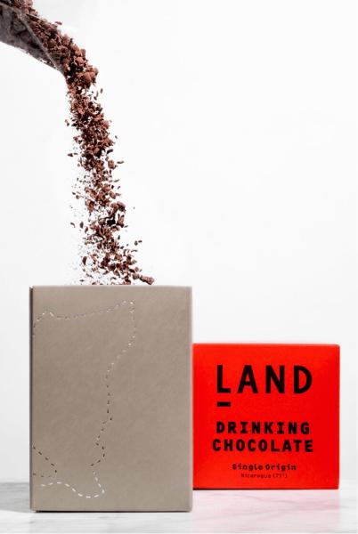 LAND DRINKING CHOCOLATE I am Nomad