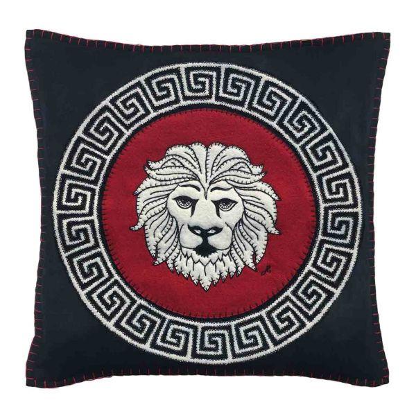 The Jan Constantine Zodiac Cushion - Leo