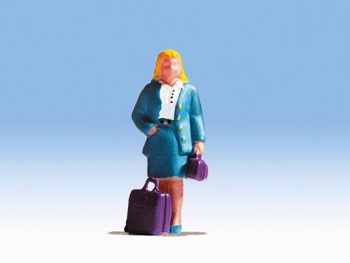 Mandi the Passenger Figure