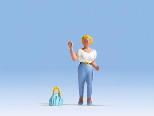 Anna Shopping Figure
