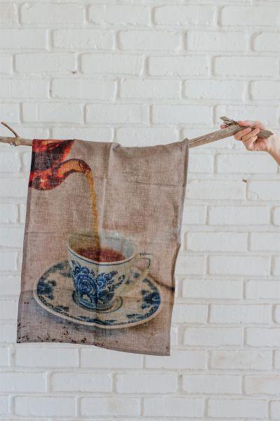 Rooibos Cotton Tea Towel