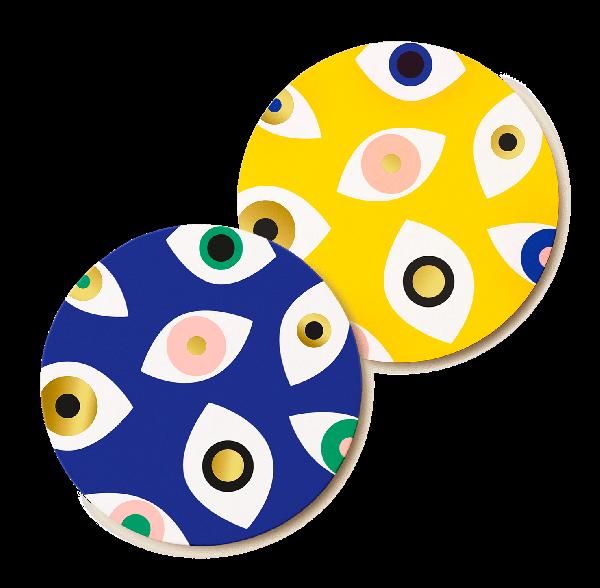 octaevo-eye-print-coasters-home-decor-cuemars