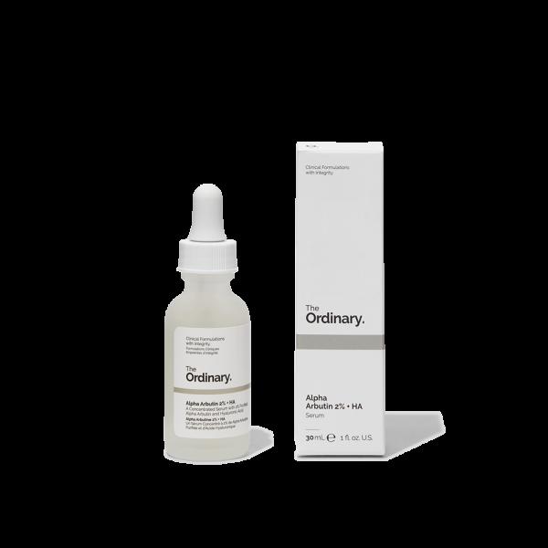 Alpha Arbutin 2% + HA serum - 30 ml