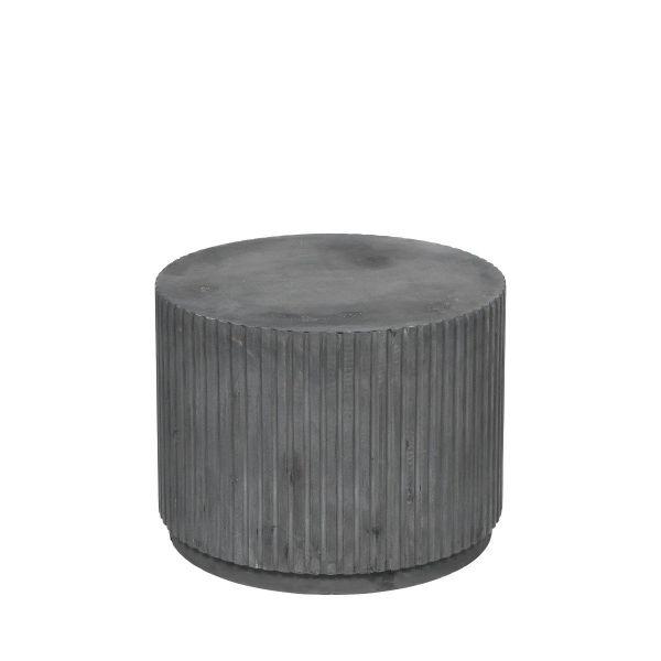 Rillo Short Charcoal Fibreclay Podium