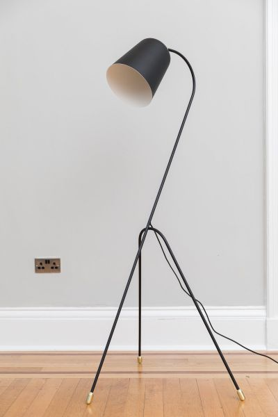 SPACE FLOOR LAMP - BY HÜBSCH