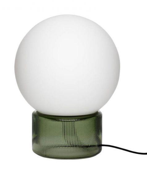 OPAL GLASS DOME LAMP - BY HÜBSCH