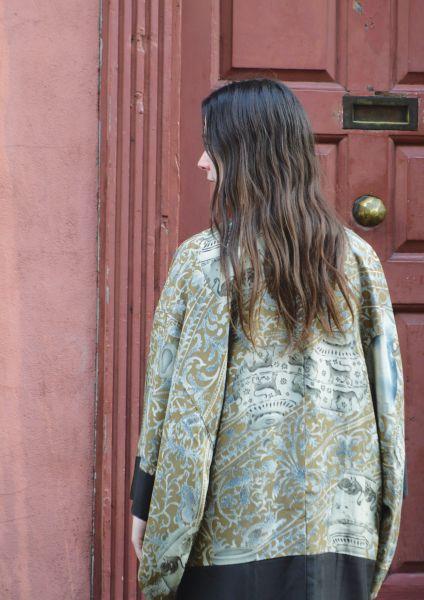Vintage Kimono Haori