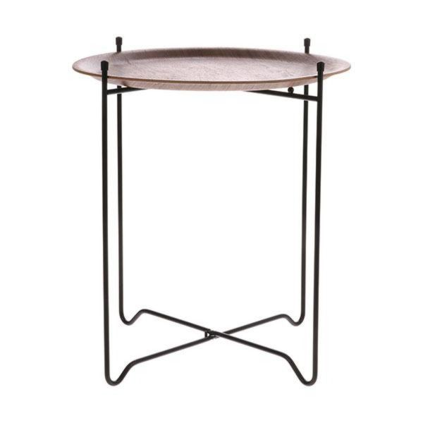 Walnut Side Table | Medium