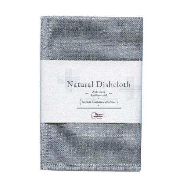 NAWRAP Natural Dishcloth Charcoal Binchotan