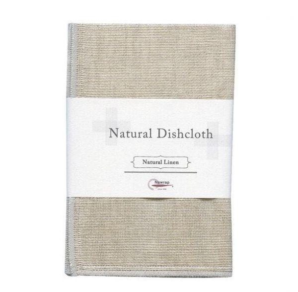 NAWRAP Natural Dishcloth Linen